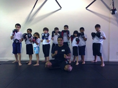 Kid S Classes Arena Combat Sports Kickboxing Jiu
